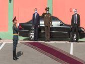 Milli Savunma Bakanı Akar, Tacikistan Savunma Bakanı Mirzo ile görüştü