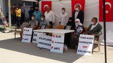 Muş'ta HDP önünde eylem yapan ailelerin sayısı 6'ya yükseldi