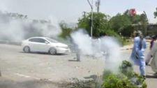 Pakistan'da BioNTech ve AstraZeneca aşıları için protesto
