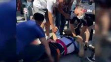 Sultangazi'de silahlı kavgada bir kişi yaralandı
