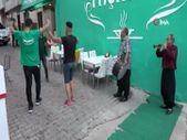 Adana'daki şırdancı esnafından kısıtlamaya davul zurnalı veda