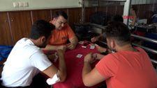Eskişehir'de oyun yasağı kalktı, kahvehaneler dolmaya başladı