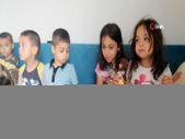 Tokat'ta 5 çocuk, şeker sandıkları lavabo açıcıyı yemeye çalıştılar