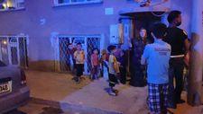 Burdur'da banyo sobasından çıkan yangında 6 kişi dumandan etkilendi