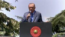 Cumhurbaşkanı Erdoğan: Katar buranın yüzde 49 ile finansal ortağıdır