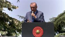 Cumhurbaşkanı Erdoğan: Ülkemizin hakkını söke söke alacağız