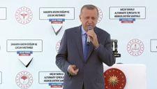 Cumhurbaşkanı Erdoğan: Yurt dışında aşılar ücretli yapılıyor