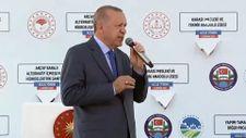 Cumhurbaşkanı Erdoğan'dan Sakarya'ya şehir hastanesi müjdesi