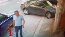 Denizli'de kahvehaneden cep telefonu çalan hırsız