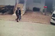 Esenyurt'ta apartmana giren hırsızlar, su sayaçlarını çaldı