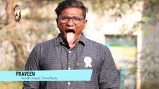 Hindistanlı öğrenci 10,8 cm'lik diliyle rekorlar kitabına girdi
