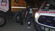 Sakarya'da alkollü şahıs polislere zor anlar yaşattı
