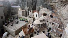 Sümela Manastırı, ziyarete açıldı