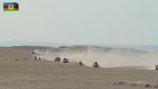 Türkiye ve Azerbaycan'dan askeri tatbikat