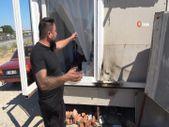 Antalya'da 'Zavadanak Bekir', evini yakmaya çalışan kişiyi tüfekle kovaladı