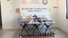 İstanbul Havalimanı'nda valizlerden kaçak tütün ürünleri çıktı