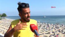 İstanbul'da plajların dolmasıyla cankurtaranlar göreve başladı