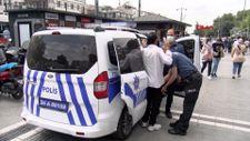 İstanbul'da turistlere para karşılığı HES kodu aldılar