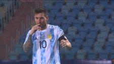 Messi'den klas gol