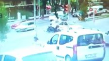 Antalya'da motosiklet sürücüsünün feci ölümü