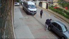 Beykoz'da gurbetçi vatandaşa hırsızlık şoku