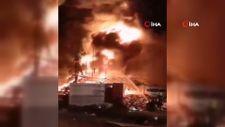 Tayland'da kimya fabrikasında patlama
