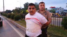 Adana'da dur ihtarına uymayan şüpheli üzerinde çelik yelekle yakalandı