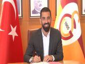 Arda Turan: Hayatımız boyunca Galatasaray'a hizmet etmek için buradayız