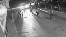 Arnavutköy'de tekmeli yumruklu kavga