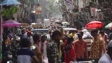 Hindistan'da son 111 günün en düşük vaka sayısı