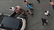 İstanbul'da hırsıza meydan dayağı kamerada