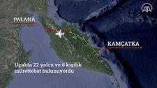 Rusya'ya ait yolcu uçağı kayboldu