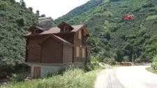 Tosuncuk lakaplı Mehmet Aydın'ın Giresun'daki kaçak villası