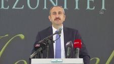 Abdulhamit Gül: Yıl sonunda 1000 hakim savcı alımı yapacağız