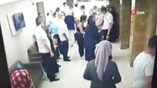 Esenyurt'ta hastanede asansöre binme kavgası