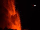 Etna Yanardağı yeniden aktifleşti
