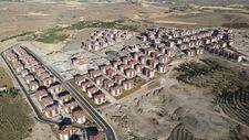 Elazığ'da deprem sonrası 15 bin kişilik konut inşa edildi