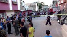 Gaziantep'de işçinin üzerine tavan çöktü