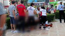 Tekirdağ'da maskesiz hapşıran adama bıçaklı saldırı
