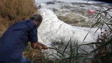 Aydın'da çevrecilerden Menderes için tehlike uyarısı