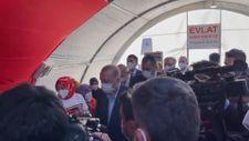 Cumhurbaşkanı Erdoğan, Diyarbakır anneleri ile bir araya geldi