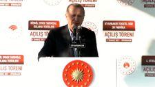 Cumhurbaşkanı Erdoğan'dan Diyarbakır'a şehir hastanesi müjdesi