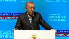 Cumhurbaşkanı Erdoğan'ın AK Parti Diyarbakır İl Danışma Toplantısı'ndaki konuşması