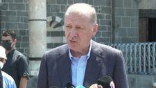 Erdoğan: Cumhurbaşkanlığı sistemi, hızımızı artırıyor