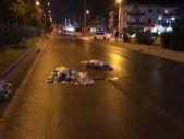 Antalya'da aşırı hızlı otomobilin çarptığı Polonyalı çift öldü
