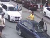 Avcılar'da trafikte yumruklu kavga
