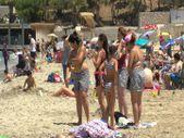 Çeşme yerli ve yabancı turistlerin akınına uğradı