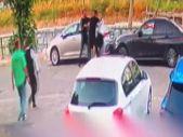 İstanbul Bahçeşehir'de İranlıların bıçaklı kavgası