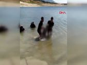 Kahramanmaraş'ta göle düşen baba ve oğlu boğuldu