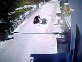 Kayseri'de motorla yaklaşıp yürüyen kadınları taciz eden şüpheli yakalandı